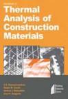 Handbook of Thermal Analysis of Construction Materials. Construction Materials Science and Technology Series. - V.S. Ramachandran, Ralph M Paroli, James J Beaudoin, Ana H. Delgado
