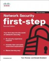 Network Security First-Step - Tom Thomas, Donald Stoddard