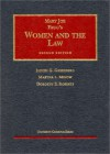 Frug's Women and the Law, 2d (University Casebook Series®) (University Casebook Series) - Judith G. Greenberg, Martha L. Minow, Dorothy E. Roberts