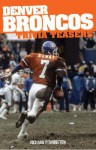 Denver Broncos Trivia Teasers - Richard Pennington