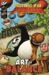 Kung Fu Panda: Art of Balance (with panel zoom) (DreamWorks Graphic Novels) - Matt Anderson, Dan Schoening
