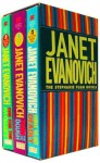 Plum Boxed Set #1: One for the Money / Two for the Dough / Three to Get Ready - Janet Evanovich