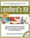 The Landlord's Kit, Revised Edition: A Complete Set of Ready to Use Forms, Letters, and Notices to Increase Profits, Take Control and Eliminate the Ha - Jeffrey Taylor