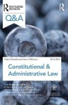 Q&A Constitutional & Administrative Law 2013-2014 - Helen Fenwick, Gavin Phillipson