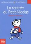 La rentrée du Petit Nicolas - Jean-Jacques Sempé, René Goscinny