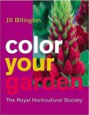 Color Your Garden - Jill Billington