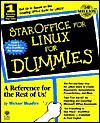 Staroffice for Linux for Dummies - Michael Meadhra