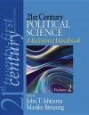 21st Century Political Science: A Reference Handbook - John T. Ishiyama, Marijke Breuning