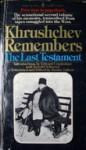Khrushchev Remembers, Vol 2: Last Testament - Nikita Sergeevich Khrushchev, Strobe Talbott