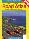 United States Road Atlas 1998: Including Canada and Mexico - American Map Corp.