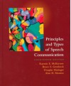 Principles And Types Of Speech Communication - Raymie McKerrow, Bruce E. Gronbeck, Douglas Ehninger