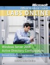 Moac Lab Online Stand-Alone to Accompany Moac 70-640: Windows Server 2008 Active Directory Configuration, Package - MOAC (Microsoft Official Academic Course