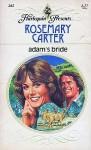 Adam's Bride - Rosemary Carter