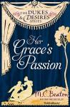 Her Grace's Passion - M.C. Beaton