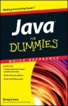 Java For Dummies Quick Reference (For Dummies: Quick Reference (Computers)) - Doug Lowe