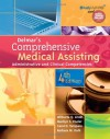 Delmar's Comprehensive Medical Assisting: Administrative and Clinical Competencies - Wilburta Q. Lindh, Carol D. Tamparo, Barbara M. Dahl, Marilyn Pooler
