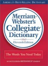 Merriam-Webster's Collegiate Dictionary - Merriam-Webster