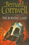 The Burning Land - Bernard Cornwell