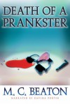 Death of a Prankster - Davina Porter, M.C. Beaton