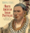 The North American Indian Portfolio From the Library of Congress: Tiny Folio Edition - James Gilreath, Thomas Loraine McKenney, James Hall, James Gilreath, James Hall