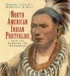 The North American Indian Portfolio From the Library of Congress: Tiny Folio Edition - James Gilreath, Thomas Loraine McKenney, James Hall, James Gilreath, James Hall