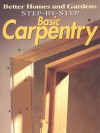 Step-By-Step Basic Carpentry - Ben Allen