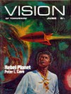 Vision of Tomorrow 9 - Philip Harbottle, Frank Bryning, Eddy C. Bertin, E.C. Tubb, William Frederick Temple, Peter Oldale, David A. Hardy, John Carnell, Peter L. Cave, A. Bertram Chandler, Harold G. Nye, Sydney J. Bounds