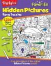 Highlights Hidden Pictures® Favorite Farm Puzzles (Favorite Hidden Pictures®) - Highlights for Children