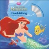 The Little Mermaid Read-Along Storybook and CD - Disney Book Group, Disney Storybook Artists