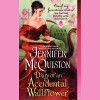Diary of an Accidental Wallflower (Seduction Diaries, Book 1) (The Seduction Diaries) - Jennifer McQuiston