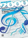 Music 2000 -- Classroom Theory Lessons for Secondary Students, Vol 2: Student Workbook - Donald Moore