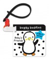 Black And White Buggy Buddies Baby's Friends (Black & White Buggy Buddies) - Jo Moon