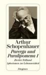 Parerga und Paralipomena I. Zweiter Teilband - Arthur Schopenhauer, Arthur Hübscher