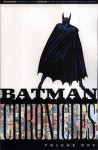 Batman: V. 1: Chronicles - Bill Finger, Gardner F. Fox, Bob Kane, Jerry Robinson