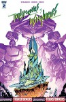 Transformers vs. The Visionaries #2 - Magdalene Visaggio, Fico Ossio