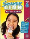 Math plus Reading, Grades 5 - 6: Summer Before Grade 6 - American Education Publishing, American Education Publishing
