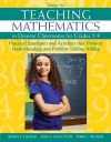 Teaching Mathematics in Diverse Classrooms for Grades 5-8: Practical Strategies and Activities That Promote Understanding and Problem Solving Ability - Benny F. Tucker, Ann H. Singleton, Terry L. Weaver
