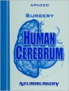 Surgery of the Human Cerebrum: Part 1, Part 2, and Part 3 (Bound Volume of the 30th Year Anniversary Supplement to Neurosurgery) - Michael L.J. Apuzzo