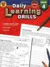 Daily Learning Drills Grade 4 - Vincent Douglas, Brighter Child