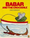 Babar and the Crocodile - Jean de Brunhoff