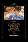Mythical Detective Loki Ragnarok: Volume 3 - Sakura Kinoshita