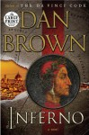 Inferno (Random House Large Print) - Dan Brown