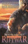Murder In La Mut Lp: Legends Of The Riftwar, Book Ii - Raymond E. Feist, Joel Rosenberg