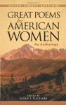 Great Poems by American Women: An Anthology (Dover Thrift Editions) - Susan L. Rattiner, Marianne Moore, Susan L. Rattiner