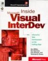 Inside Microsoft Visual InterDev - Ken Miller, Eric Vincent, Nicholas D. Evans, Ken Miller, E Vincent