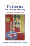 Patterns for College Writing, High School Binding - Laurie G. Kirszner, Stephen R. Mandell
