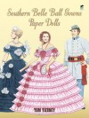 Southern Belle Ball Gowns Paper Dolls - Tom Tierney