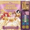 Jeweled Collector's Edition Disney Princess Storybook and Movie Projector: Season of Enchantment (Rd Innovative Book and Player Format) - Rita Walsh-Balducci