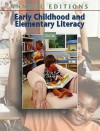 Annual Editions: Early Childhood and Elementary Literacy 05/06 - Glenda Moss