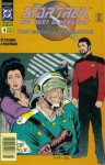 Star Trek: The Next Generation - The Modala Imperative, No. 4 - Game, Set, and Match - Peter David, Pablo Marcos
